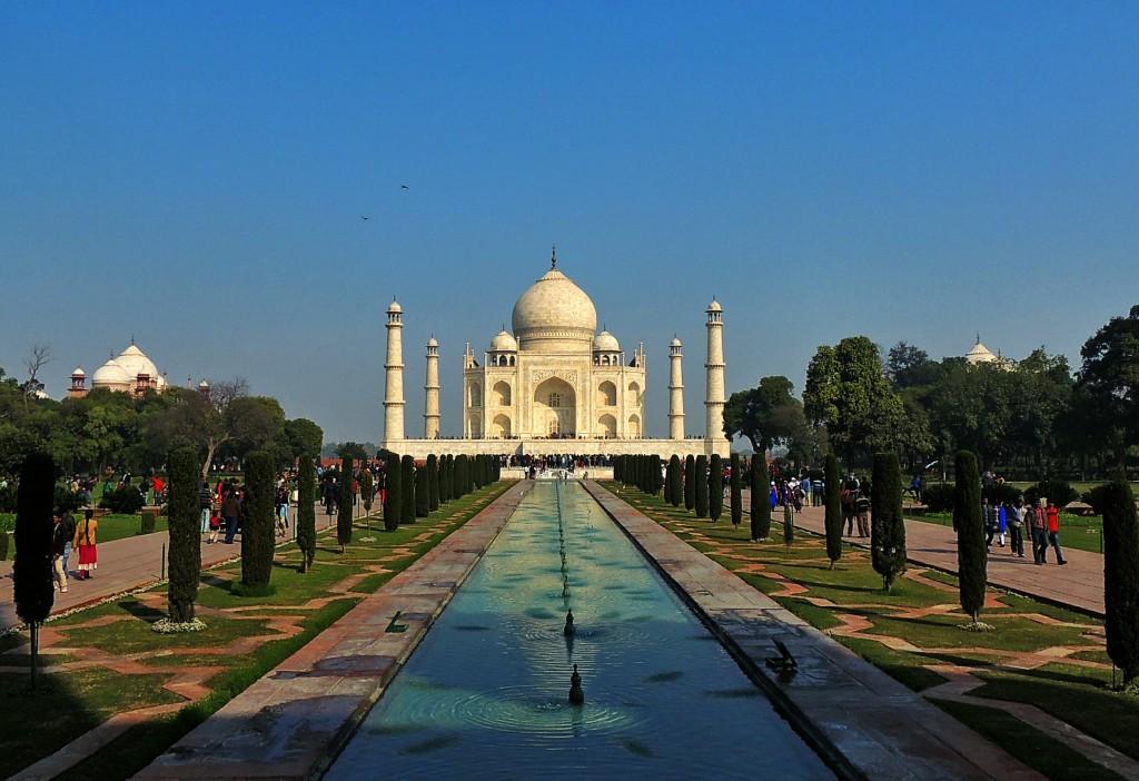 Tajmahal - Agra - Golden Triangle Circuit