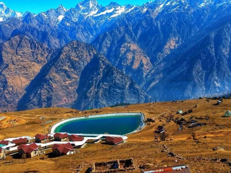 Auli - Uttarakhand Guide