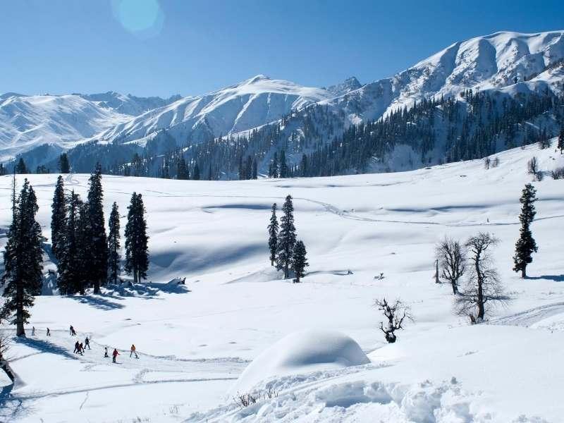 Gulmarg - Ski Destination - Kashmir