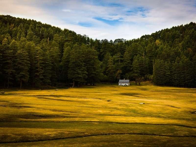 Khajjiar, Himachal Pradesh - Places for Nature Lovers