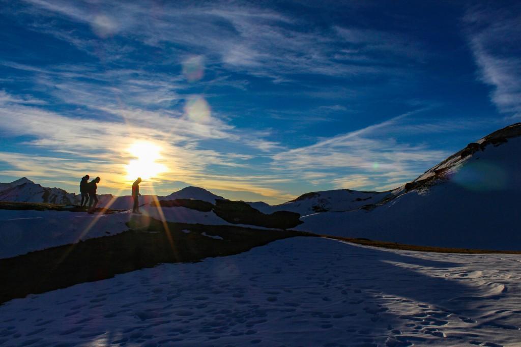 Ali Gorson Bugyal - Best Himalayan Trek in Winters