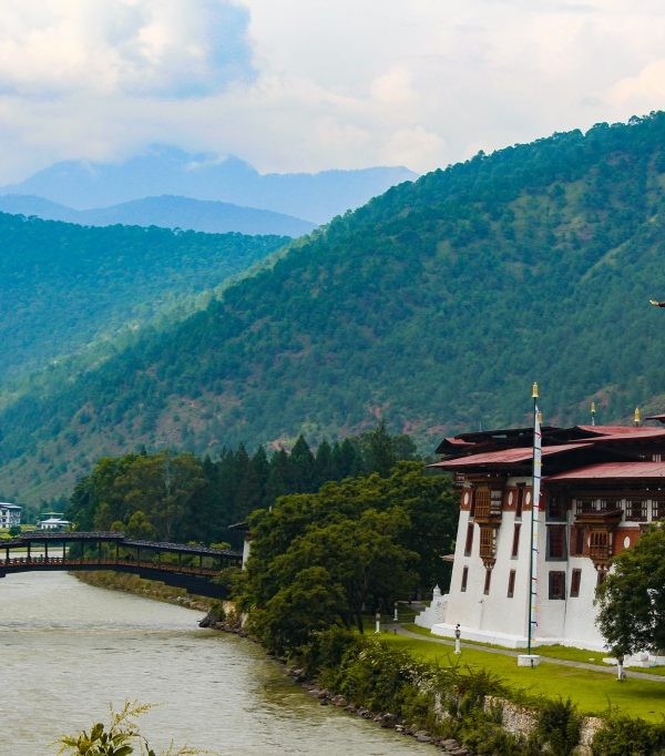 Punakha Dzong - Bhutan Packages