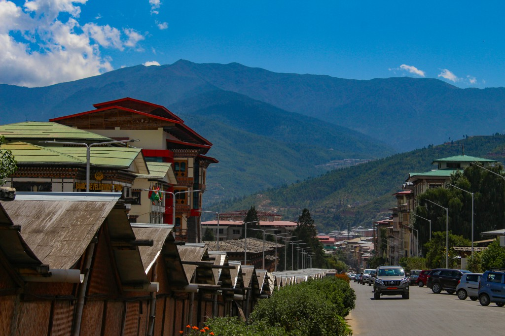 Thimphu City - Bhutan Packages
