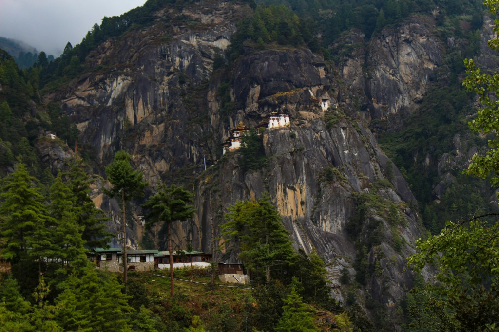Tigers Nest Monastery, Paro - Bhutan Packages