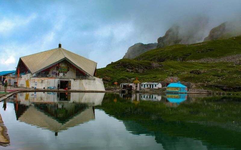 Hemkund Sahib - World's Highest Gurudwara