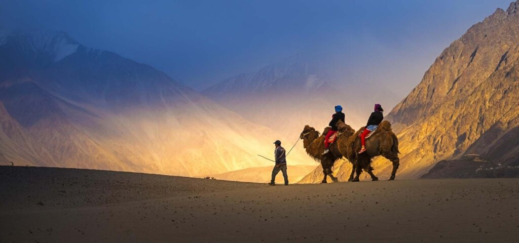 Leh Ladakh Tour - 5 Nights 6 Days