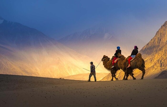 Leh Ladakh Tour - 5 Nights 6 Days