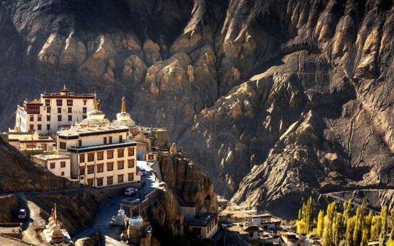 Lamayuru Temple in Ladakh - Leh Ladakh Tour