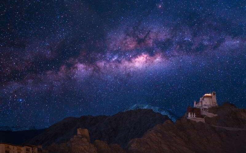 Namgyal Tsemo Gompa, Monastery in Ladakh