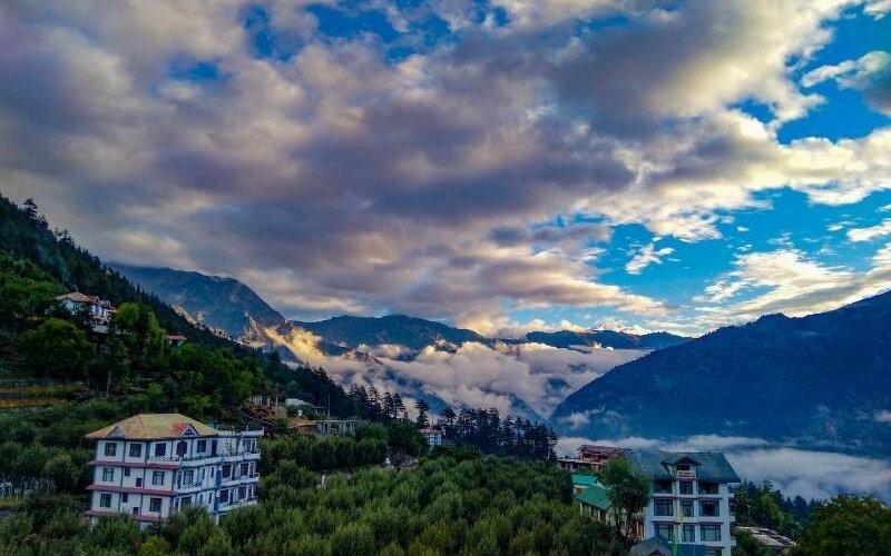 View from Kalpa, Kinnaur