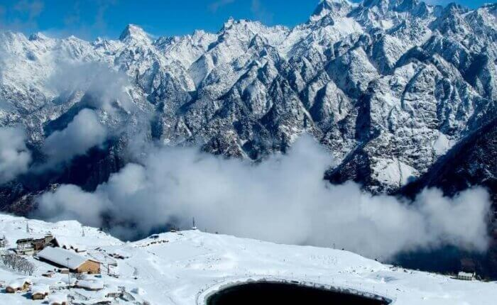 Auli Chopta Rishikesh Tour - Auli Tour Package