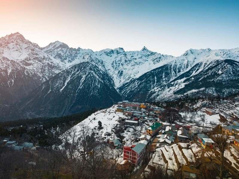 Kalpa in Kinnaur, Himachal Pradesh - Offbeat Places in India