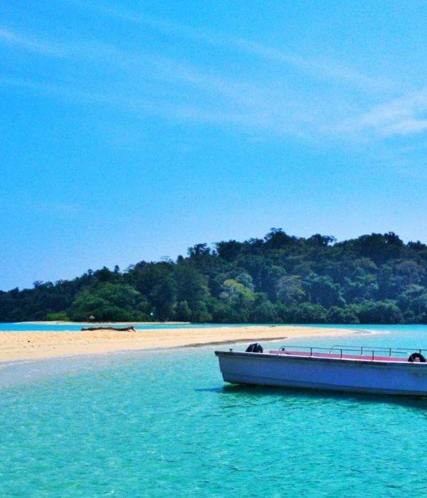 Andaman Tour Header