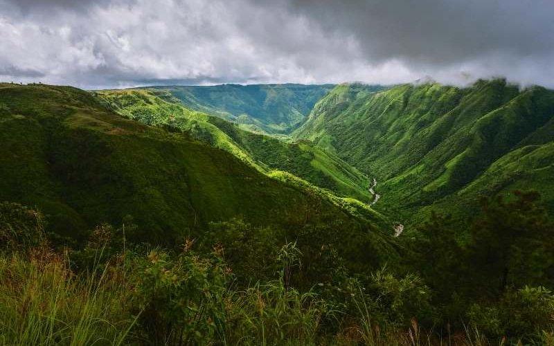 Cherrapunjee View - Meghalaya Tour Package