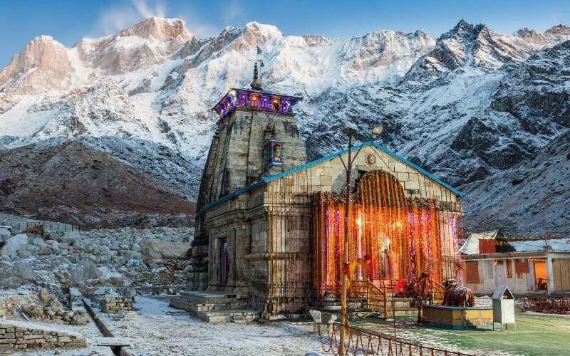 Kedarnath Temple - Badrinath Kedarnath Tour
