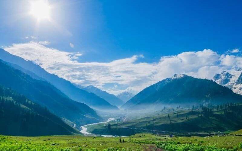 Landscapes of Kashmir