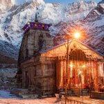 Kedarnath Temple - Header