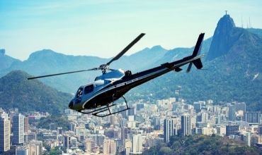 Helicopter & Charter Plane Tours