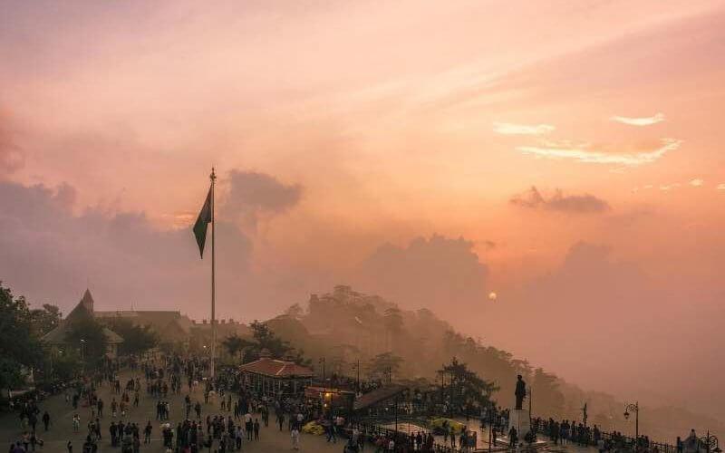 The Ridge - Shimla Manali Tour Package
